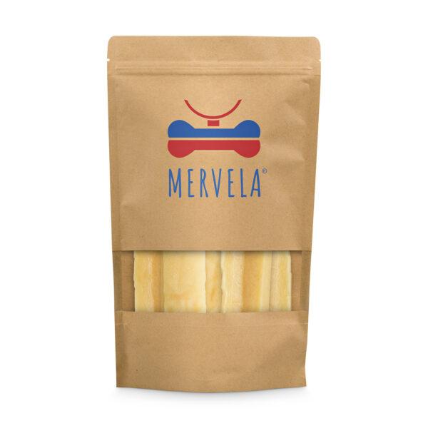 Premium Käseknochen M Paket verpackt für mittlere Hunde | 5x61g