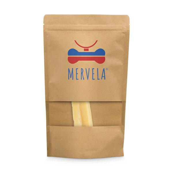Premium Käseknochen M verpackt für mittlere Hunde | 1x61g